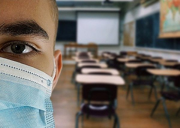 Bild zu: Informationen zum Schulbetrieb während der Corona-Pandemie