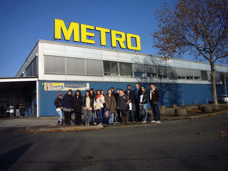 Bild zu: Informationsveranstaltung des METRO Cash & Carry Großmarktes in Mülheim